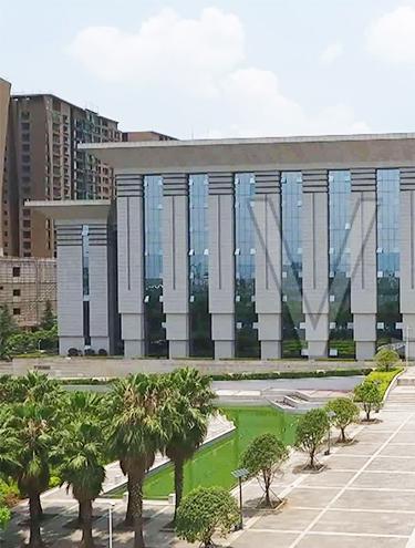 云南公安厅科技办公楼